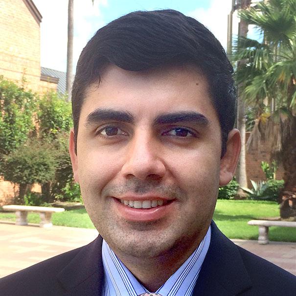 Ivan Navarro, MA, LPC Intern