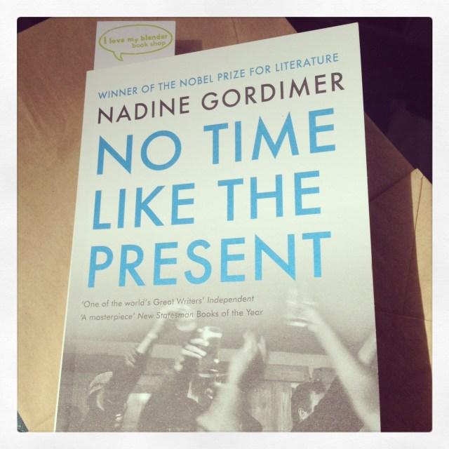 No time like the present Paris