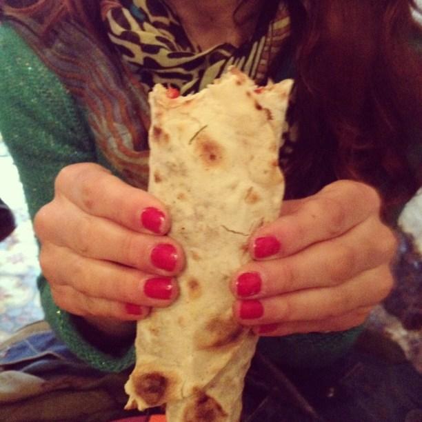 Lahmacum Kurd Paris cheap food