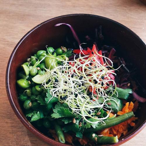 vegan bento bowl paris