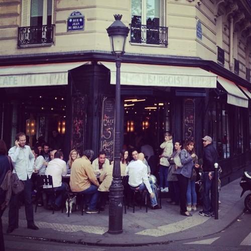 cafe st. regis paris