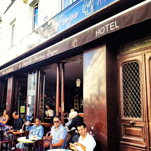 best paris bar to do