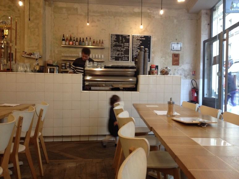 coutume cafe paris inside photo