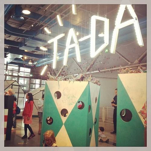 Tada Kids Gallery Centre Pompidou Paris