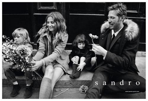 sandro family paris