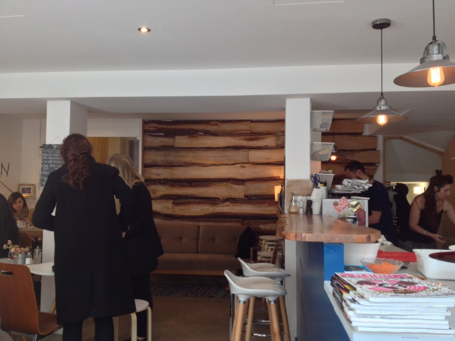 decor blackburn cafe paris
