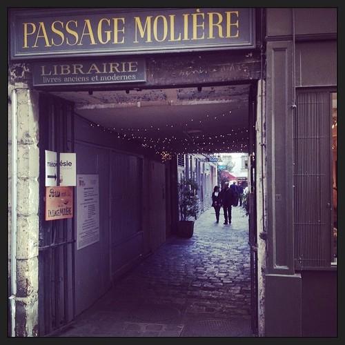 passage moliere paris