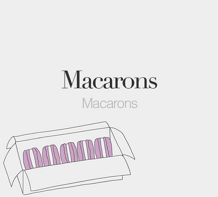 macarons 2014 paris