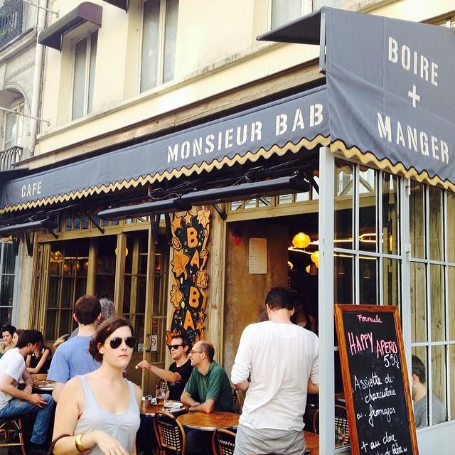 Monseur baba paris review