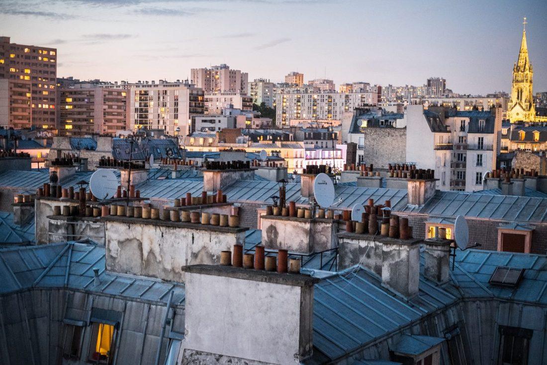 Perchoir Paris review