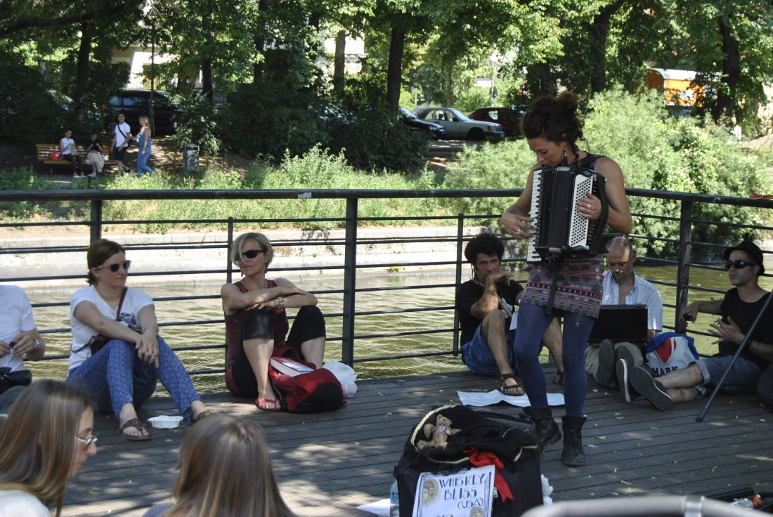 live music blues berlin turkish market