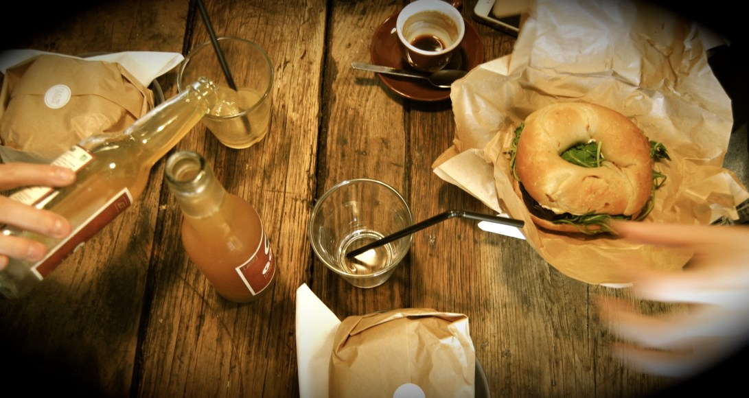 bagels in paris folks and sparrow myparisianlife