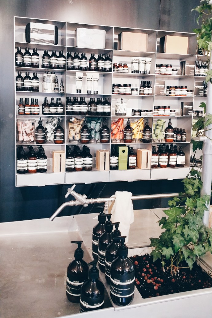 Aesop review paris locations