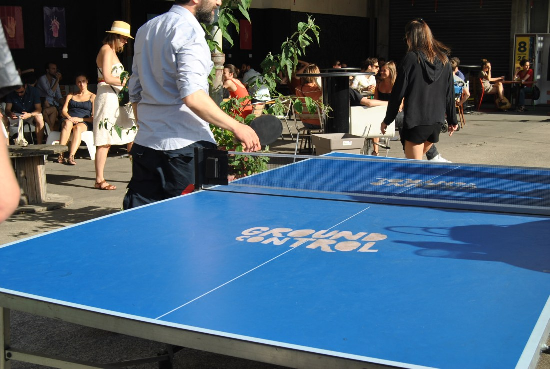 ping pong games ground control
