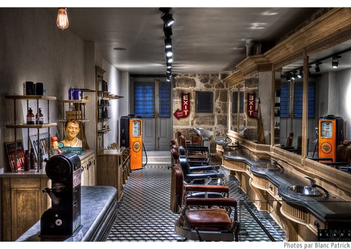 barbershops in paris