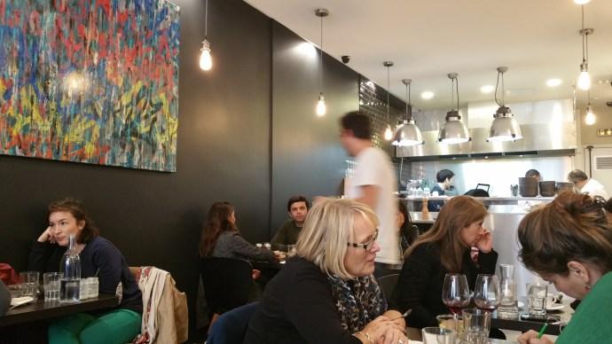 inside les affames paris food review