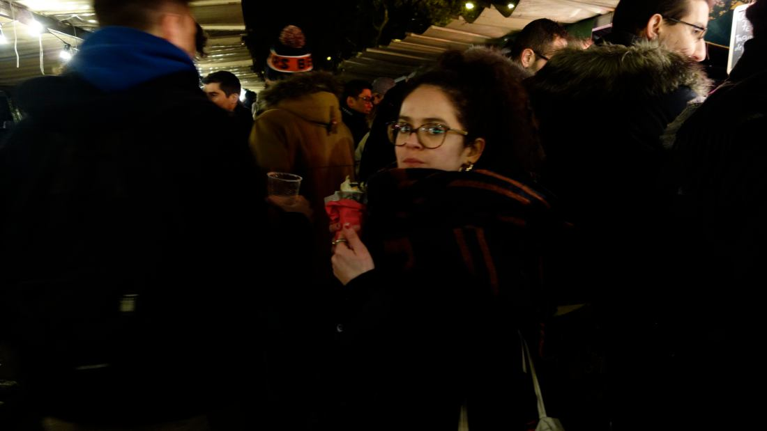 le food market myparisianlife january 21 2016 people in crowd