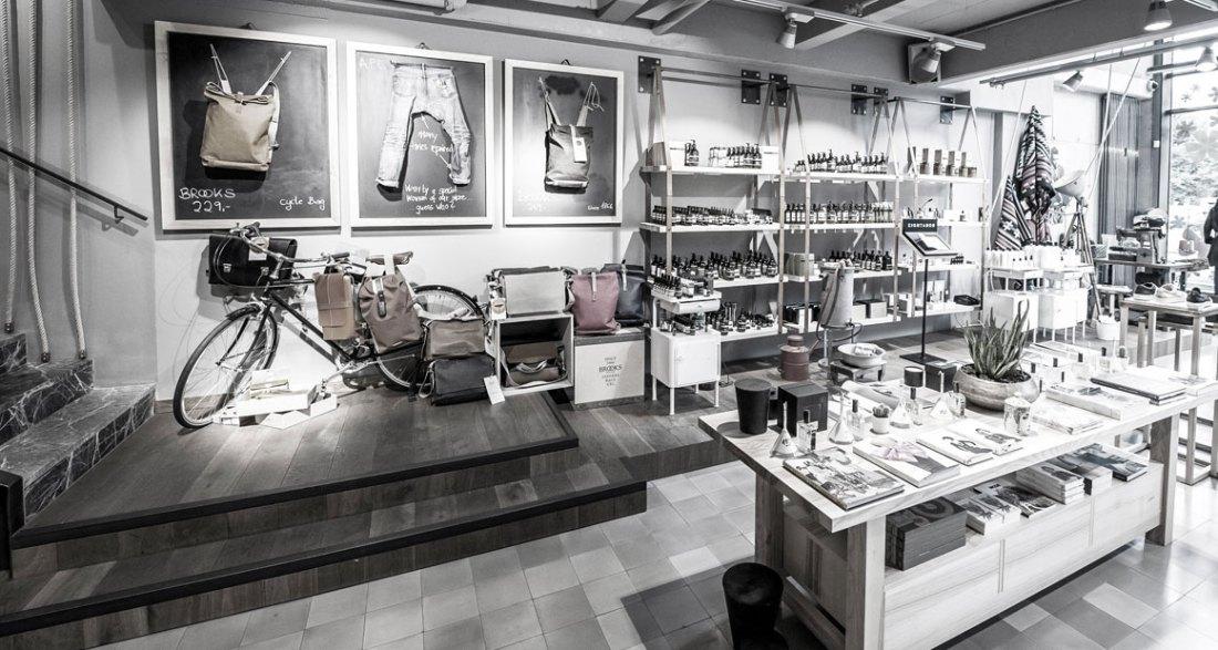 best shops Frankfurt the listener
