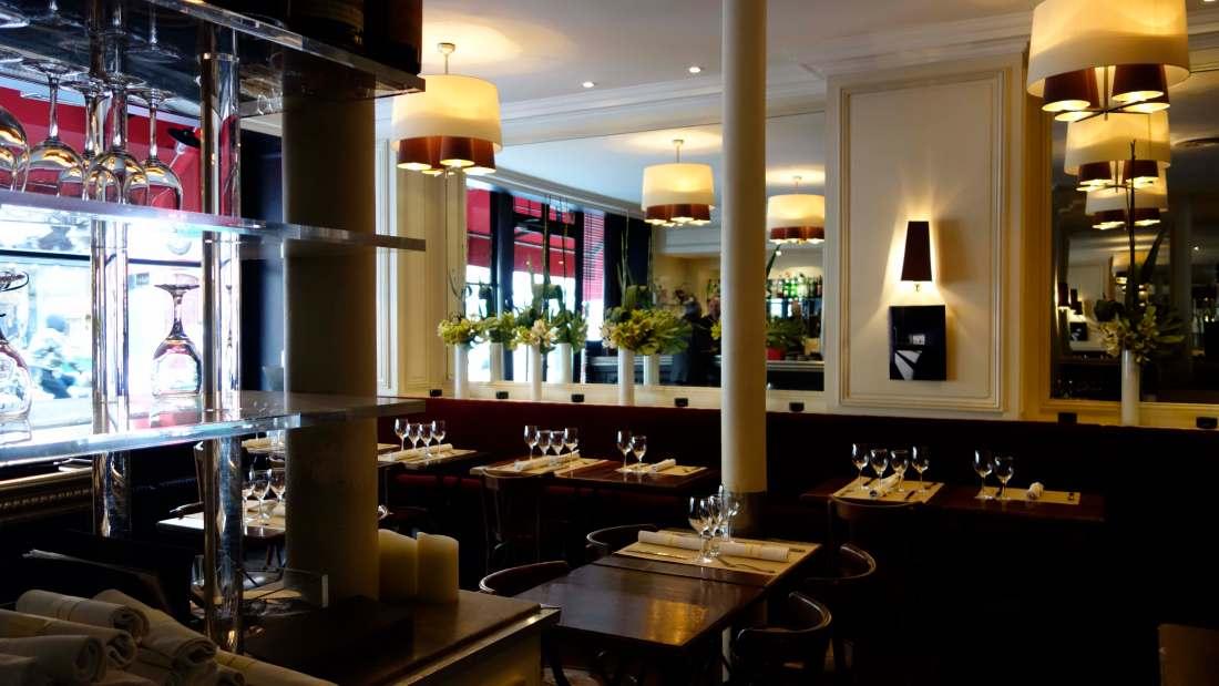 restaurant close to lourve paris pierrot etienne marcel metro