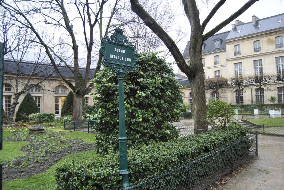 Marias paris garden
