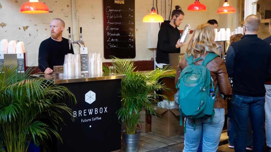 brewbox coffee berlin markethalle coffee