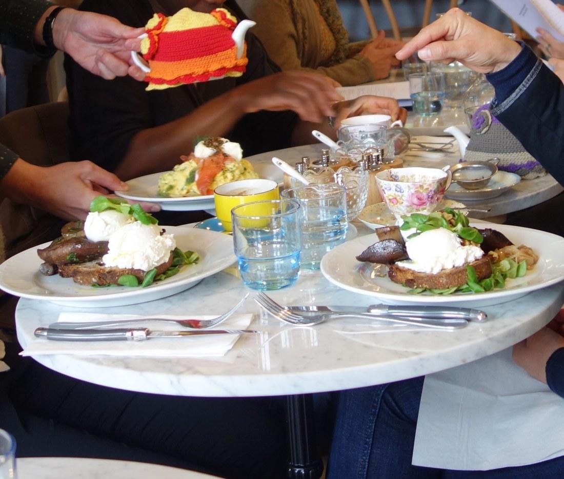 vegetarian food hardware society paris