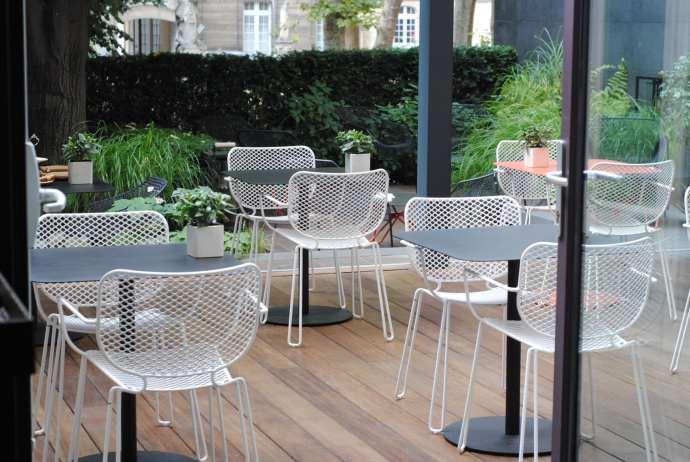 terrace hotel juliette paris