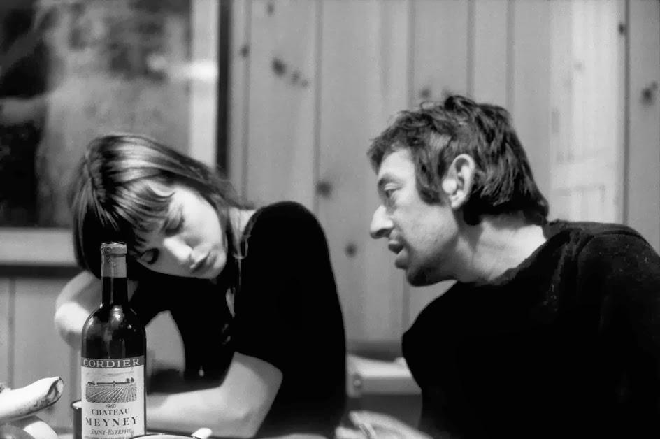 Serge Gainsbourg wine paris