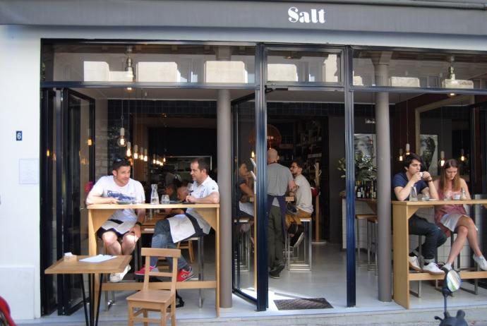 salt fish restuarant paris