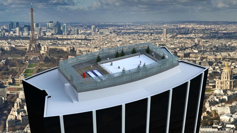 paris rooftop ice skating cool things to do winter blog