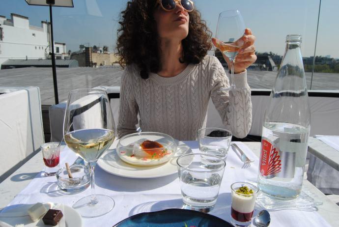 food blogger paris