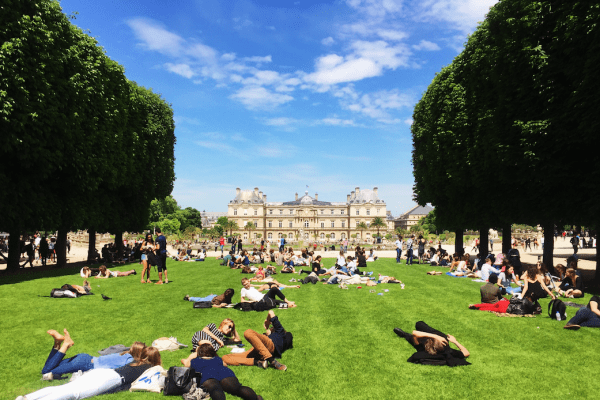 best parks in paris 2017