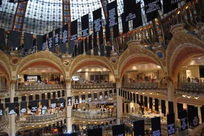 paris blogger best places to shop