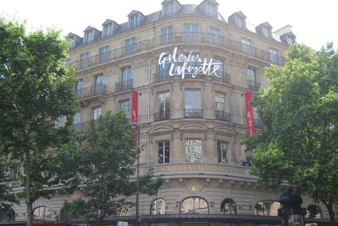 shopping in paris - the best list