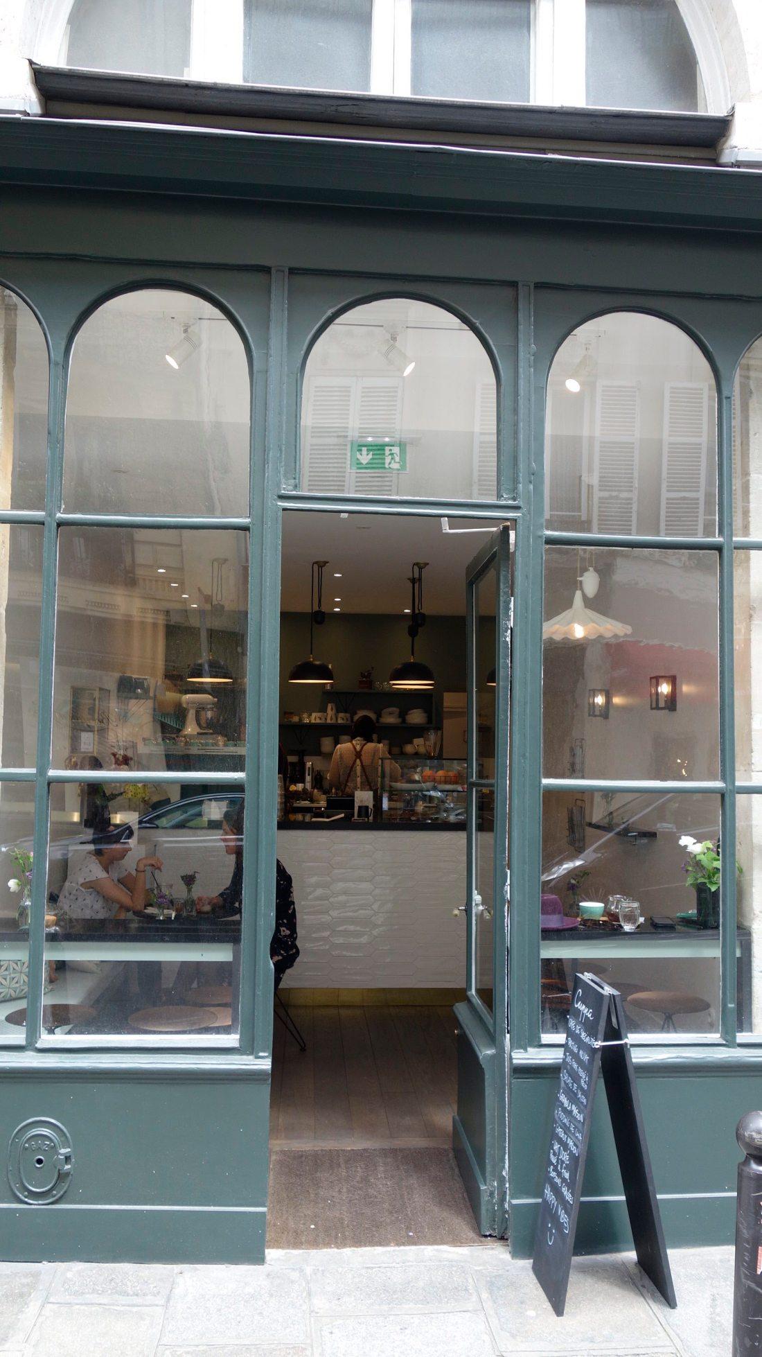 cafe near musee dorsay paris