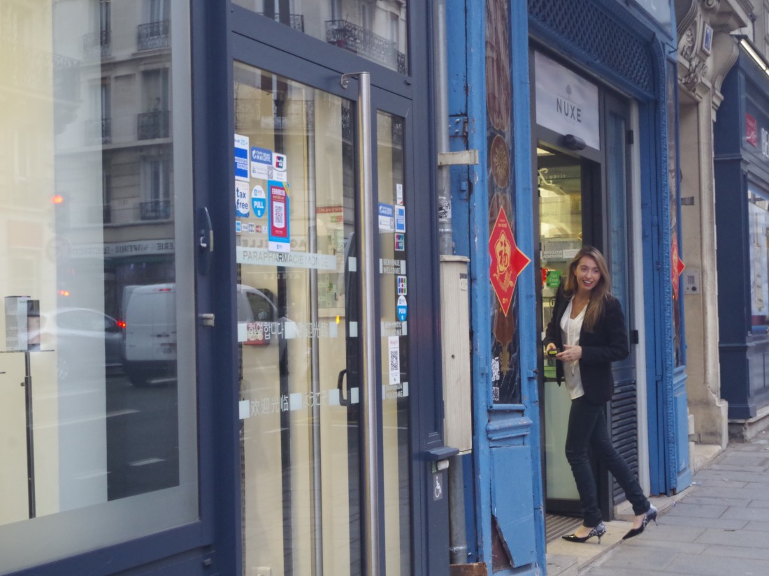 Galenic Paris Pop up