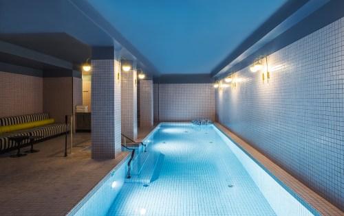 Swimming Pool Hotel Rond Point des Champs Elysées