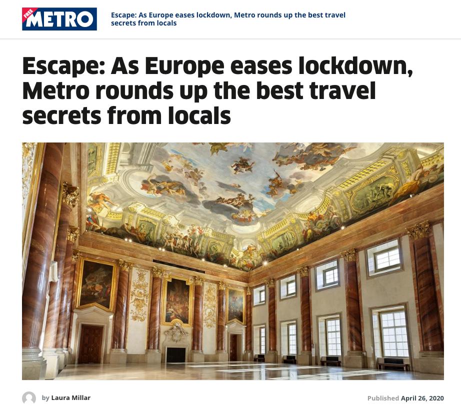 yanique featured in metro news