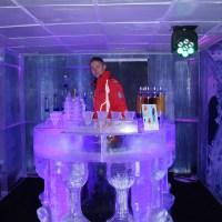 The Ice Kube Bar: Το παγωμενο bar του Παρισιου