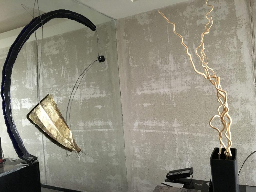milan Hotel Straf chambre art moderne