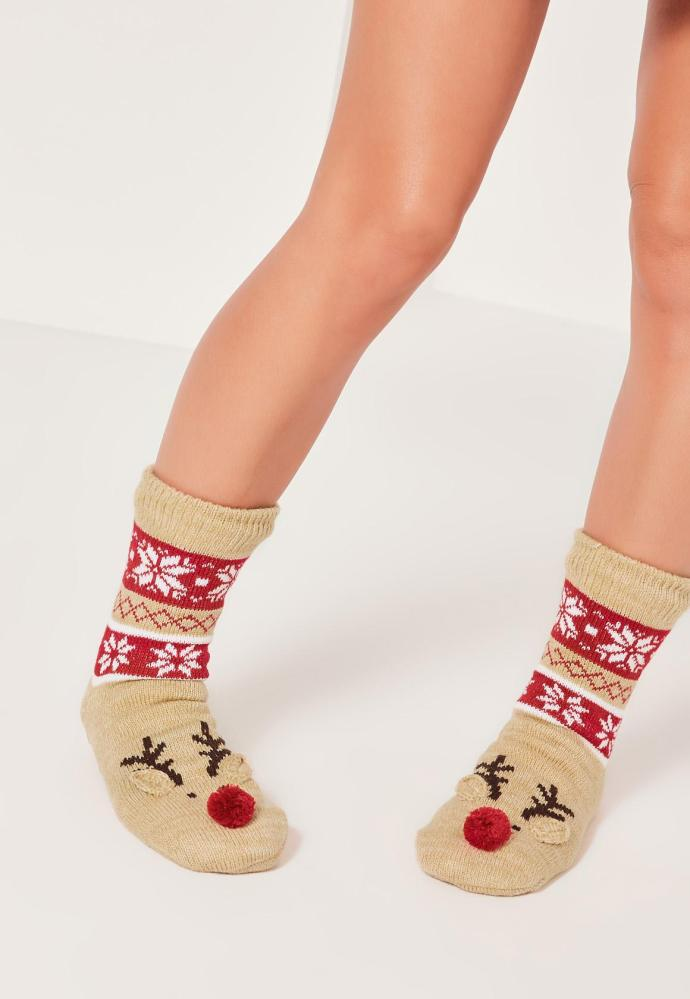 chaussettes missguided