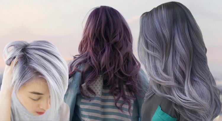 La coloration lilas, on valide ou pas ?