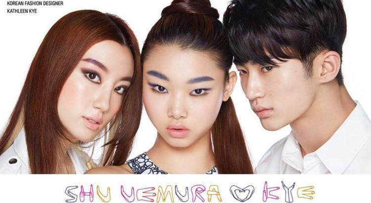 Shu Uemura x Kye