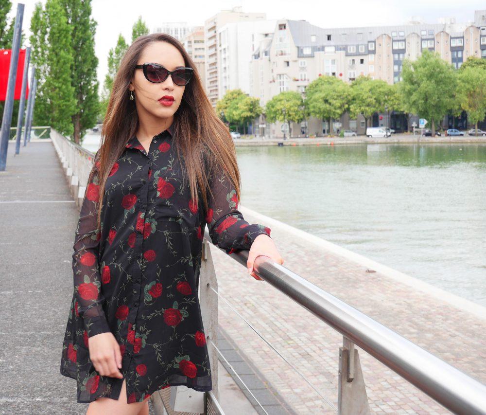 robe-fleurs-roses-5
