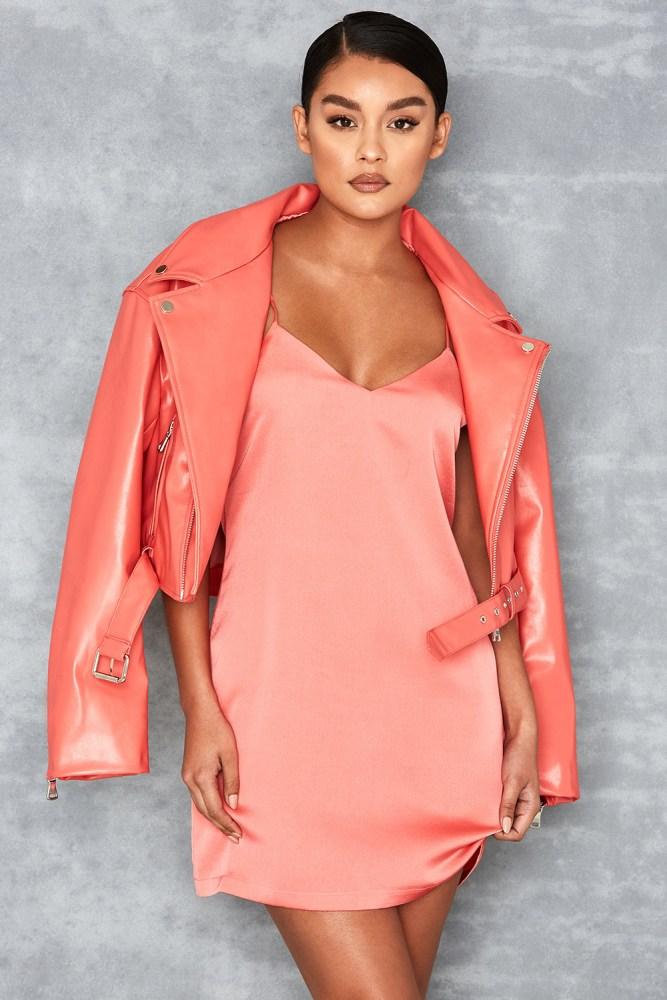selection-shopping-mistress-rocks-veste-cuir-vegetal-orange