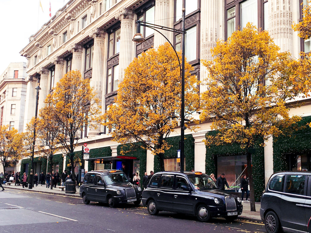 Londres-selfridges