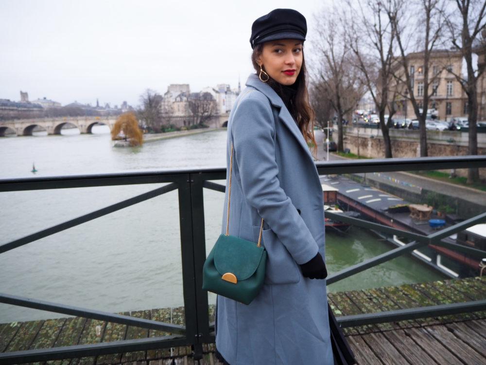 look-manteau-masculin-sac-polene-hiver-2020