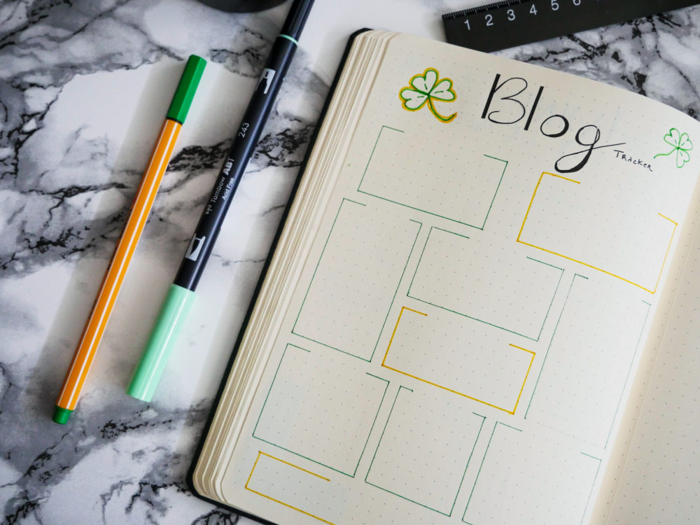bullet-journal-set-up-avril-trefle-blog-tracker