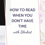 How To Read When You Don't Have Time
