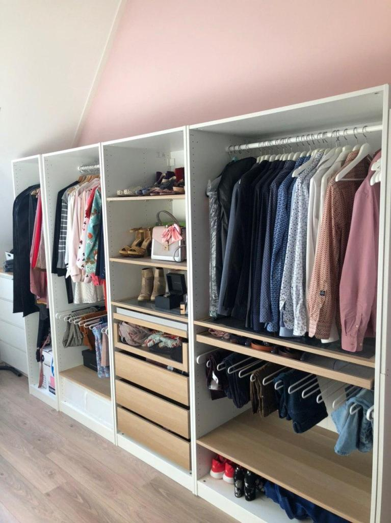 Digital Housetour: Wardrobe - My Passion Projects